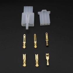 Supply 2.8mm Connector Driezijdige Aansluiting