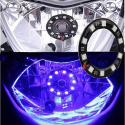 Supply LED Verlichting voor Motor en Scooter Angel Eyes