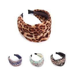 JS Brede Haarband Voor Vrouwen In Meerdere Kleuren