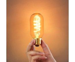 Retro E27 40 W Edison lamp voor unieke sfeer