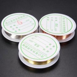 Supply Koperdraad voor Sieraden 0,6mm