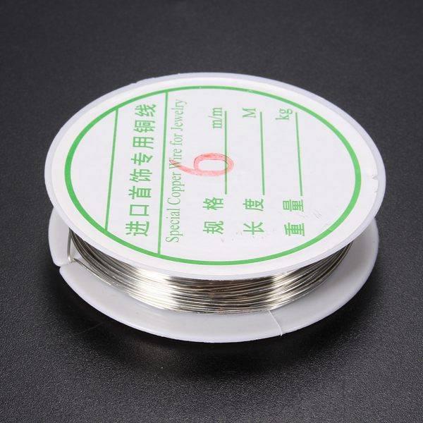 Koperdraad voor Sieraden 0,6mm