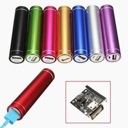 Supply Portable USB Powerbank DIY Set