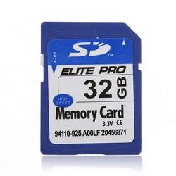 Elite Pro 32GB Micro SD geheugenkaart