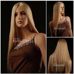 NAWOMI Blonde Pruik Synthetisch