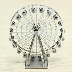 ZOYO ZOYO Reuzenrad  3D Puzzel