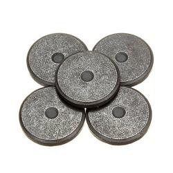 J&S Supply Ronde Ferriet Magneetjes 5 Stuks