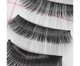 Trendy Handgemaakte Valse Wimpers 10 Paar