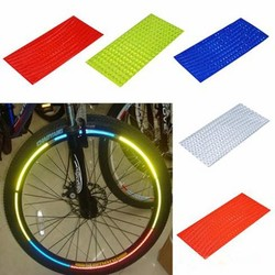 Supply Reflecterende Stickers Fiets