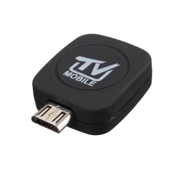 Mini micro USB DVB-T TV Tuner voor Android Telefoon-Tablet