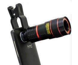 Camera Lens Voor Telefoon