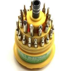Supply 31 IN 1 Schroevendraaier Gereedschap Set voor Elektronica