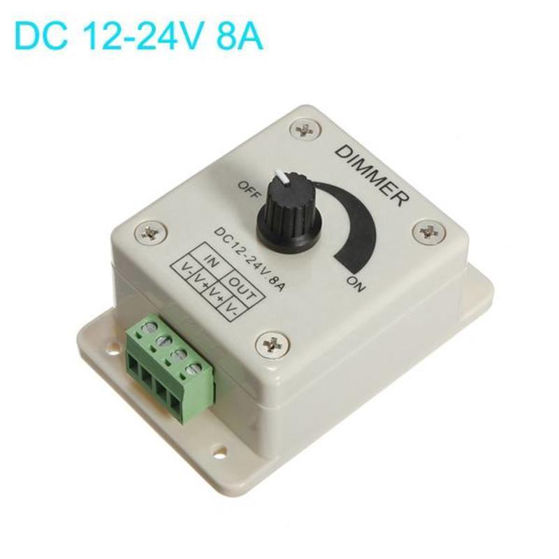 JS LED Schakelaar 12-24V