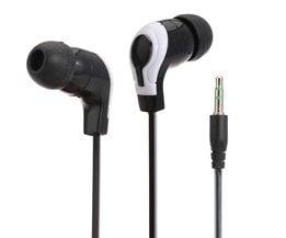 3.5 mm Stereo In-Ear Oordopjes