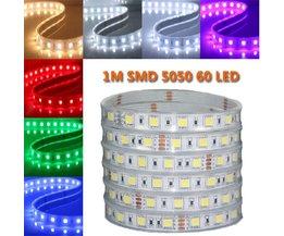 Waterdichte LED Verlichting Strip 1M