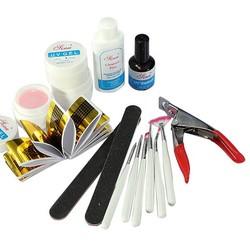 J&S Supply Basic Nail Art-Set
