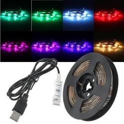 JS Waterdichte LED Strip met USB 50/100/150/200 cm