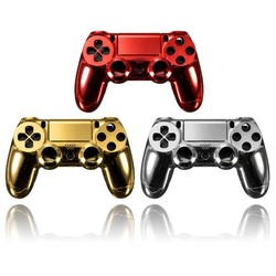 Supply Chrome  Cover voor Playstation 4 Joystick