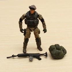 Supply Actiefiguur Soldaat Special Forces