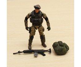 Actiefiguur Soldaat Special Forces
