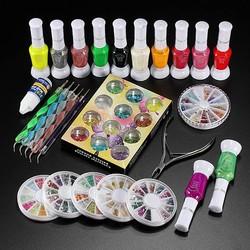 J&S Supply Nail Art Set