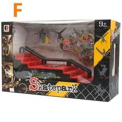Supply Vinger Skateboard Half Pipe