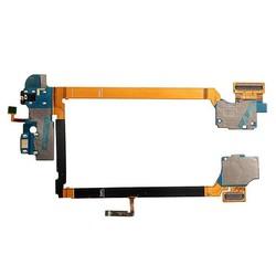 J&S Supply Oplaad Connector Flex Kabel voor LG G2
