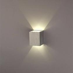 Supply Vierkante Lamp Licht aan Twee Zijden