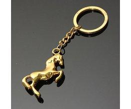 Sleutelhanger met Paard