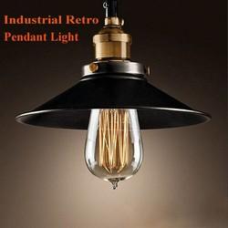 J&S Supply Retro Amerikaanse Lamp
