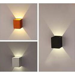 JS 3W Aluminium Wandlamp LED