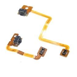 Supply L/R Schouderknop Flexkabel voor Reparatie Nintendo 3DS
