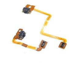 L/R Schouderknop Flexkabel voor Reparatie Nintendo 3DS
