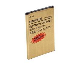 Reserve batterij voor Samsung Galaxy S4 Mini