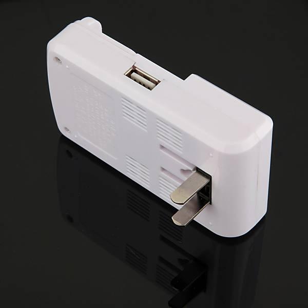 Batterijoplader Voor Mobiele Telefoons