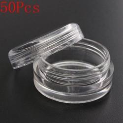 Supply Plastic Bakjes met Dop 50 Stuks
