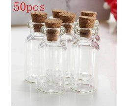 50 Glazen Voorraad potjes