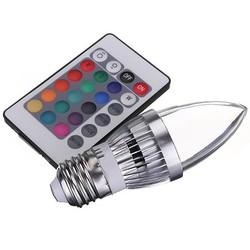 Supply Kaarslamp LED Verlichting met Afstandsbediening