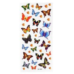 J&S Supply Vlinder Plaktatoeage