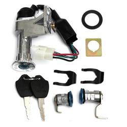 JS Scooter Contactslot Set 4-Pins voor 50cc en 150cc GY6