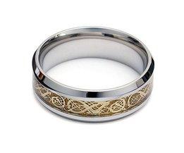 Draken Ring voor Heren