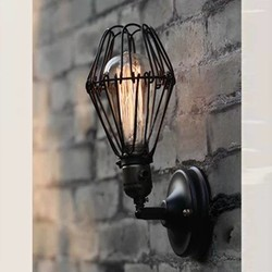 J&S Supply Lamp voor Buiten IJzer