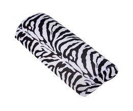 Nagelkussen met Zebraprint