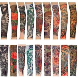 JS Tattoo Arm Sleeve gemaakt van Nylon