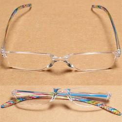 JS Leuke Leesbril Blauw met Anti Slip