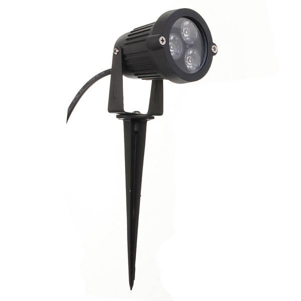 6W LED spot op voet voor Buitenverlichting
