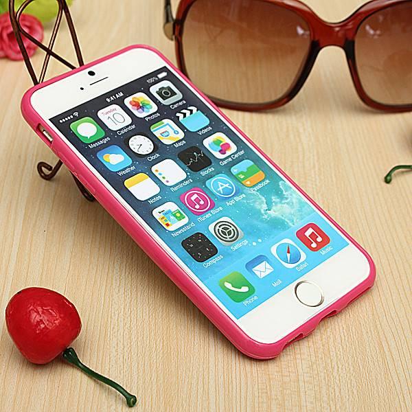 Bumper Met Transparant Hoesje Voor iPhone 6
