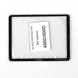 Fotga Glazen Screenprotector voor Canon EOS 450D/500D