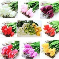Supply Kunstbloemen Tulp 10 Stuks