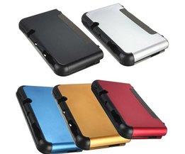 Aluminium Case voor Nintendo 3DS XL/LL